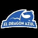 el dragon azul